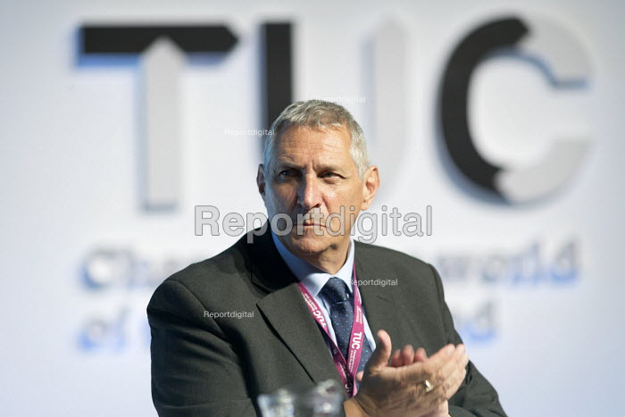 Eddie Saville HCSA TUC Congress Brighton 2017 - John Harris - 2017-09-12