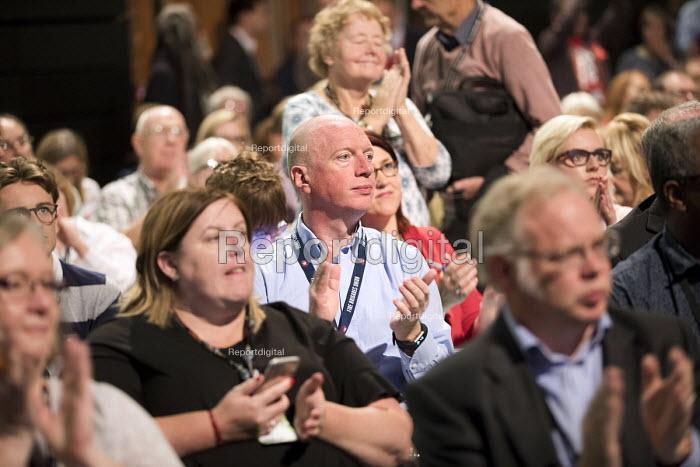 Matt Wrack, Labour Party Conference, Brighton 2017 - Jess Hurd - 2017-09-26