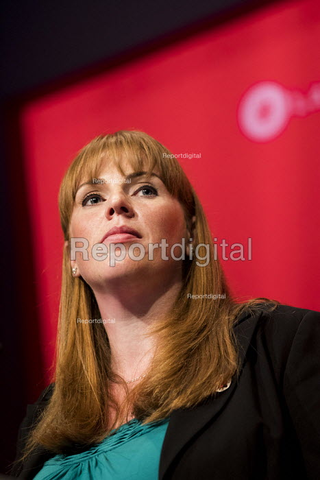 Angela Rayner speaking Labour Party Conference, Brighton 2017 - Jess Hurd - 2017-09-26