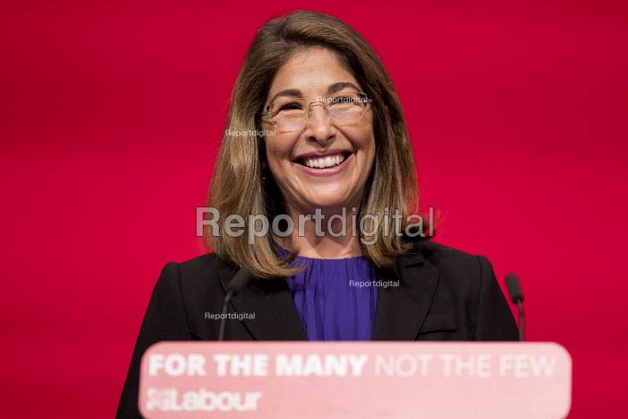 Naomi Klein speaking Labour Party Conference, Brighton 2017 - Jess Hurd - 2017-09-26