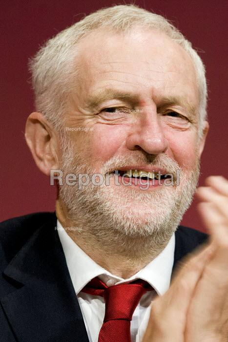 Jeremy Corbyn, Labour Party Conference, Brighton 2017 - Jess Hurd - 2017-09-24