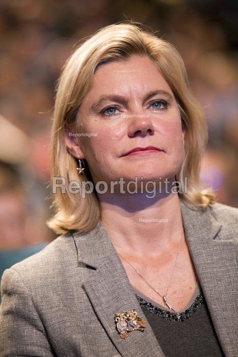 Justine Greening, Conservative Party Conference, Manchester 2017 - Jess Hurd - 2017-10-04