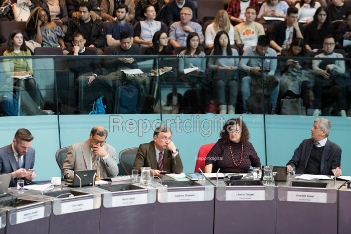 Mayors Question Time, London Assembly members questioning... - Philip Wolmuth, pw1711025.jpg