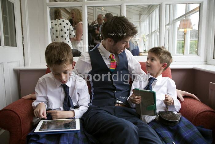 Wedding, Yorkshire - John Harris - 2017-07-15