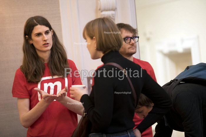 Momentum stall, New Economics, Alternative Models of Ownership Labour Party conference, London - Jess Hurd - 2018-02-10