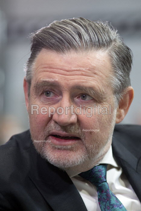 Barry Gardiner MP Labour Party Jobs First Brexit speech, Coventry University Technology Park - John Harris - 2018-02-26