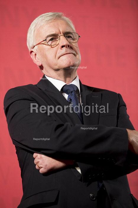 John McDonnell MP Pre-Spring Statement speech, London - Jess Hurd - 2018-03-09