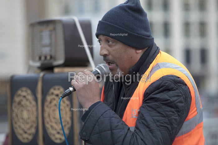 Silent protest for Grenfell Tower victims, Bristol - Paul Box - 2018-03-14