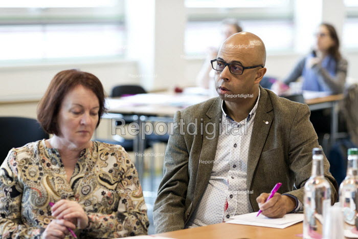 Unions and Apprenticeships boosting quality and equality, Birmingham - John Harris - 2018-03-09