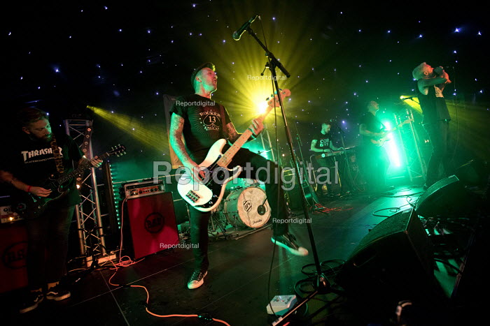 Bar Stool Preachers playing Tolpuddle Martyrs' Festival, Dorset 2018 - Jess Hurd - 2018-07-20