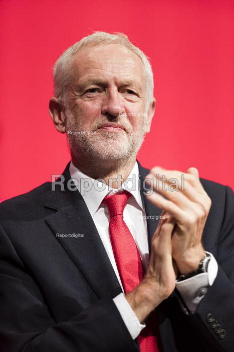Jeremy Corbyn, Labour Party Conference, Liverpool, 2018 - Jess Hurd - 2018-09-23