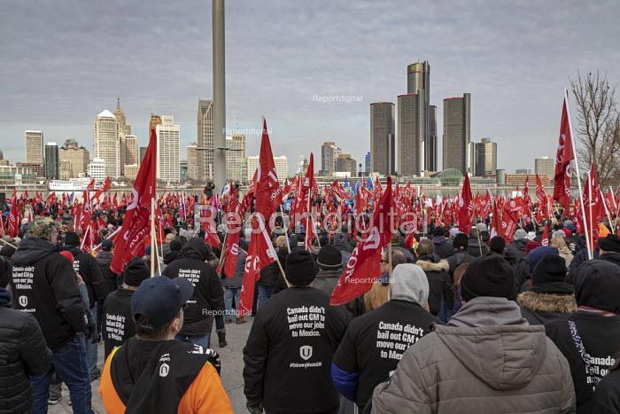 Report digital photojournalism - Windsor, Ontario, Canada