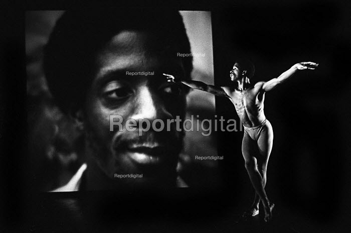 William Louther Dance & Theatre Corporation dance company performing Life Studies at The Place Theatre London 1976 - John Sturrock - 1976-08-11