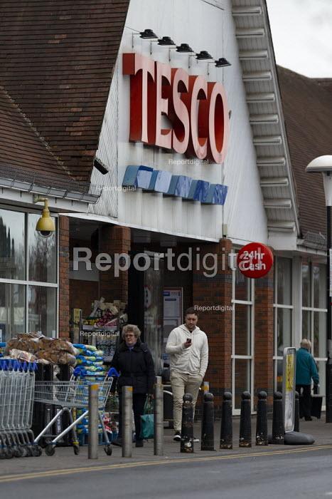 Tesco store, Startford upon Avon, Warwickshire - John Harris - 2019-02-05
