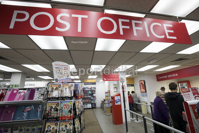 Post office in WH Smiths, Kingswood, Bristol - Paul Box, PB1811994.JPG