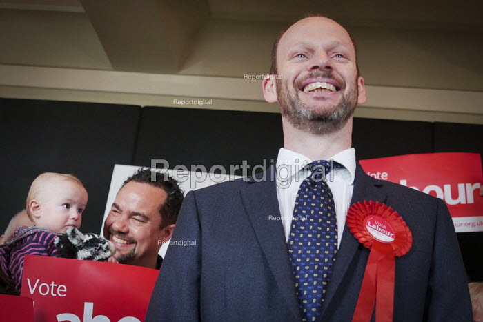 Jamie Driscoll Labour Party candidate for the North of... - Mark Pinder, mp20021911.jpg