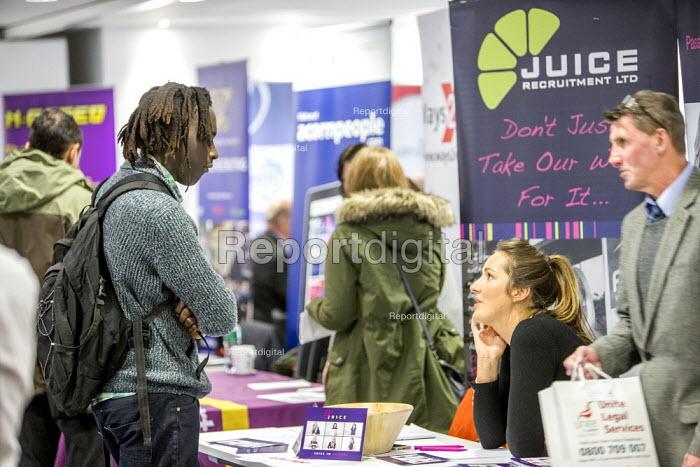Unite South West Jobs day. Jobs and training Fair, Bristol - Paul Box - 2016-11-09