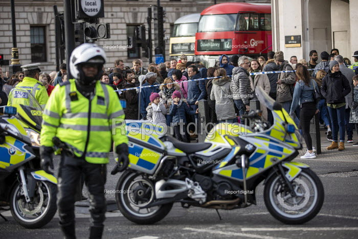 Police officers cordon off roads near Houses of Parliament... - Jess Hurd, jj1903059.jpg