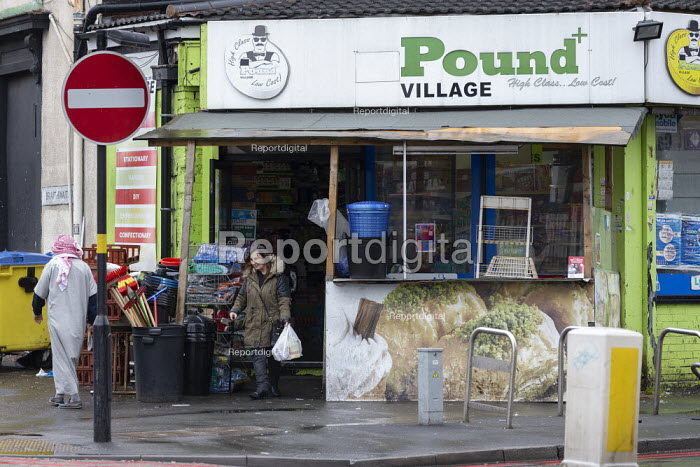 Pound Village corner shop, Sparkbrook, Birmingham - John Harris - 2019-05-08