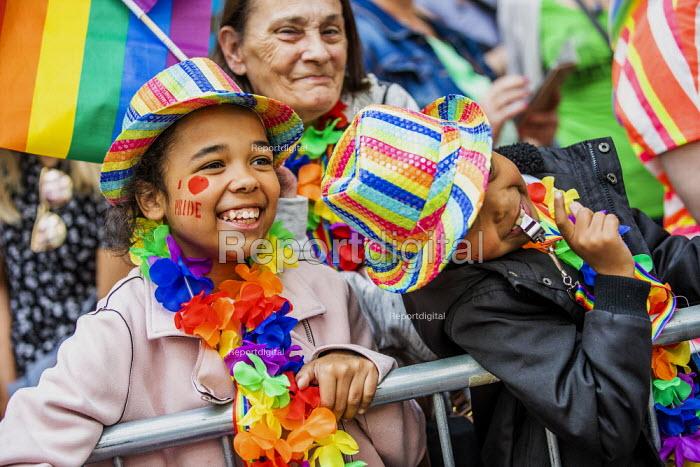 Rainbow flags, Birmingham Gay Pride - Jess Hurd - 2019-05-25