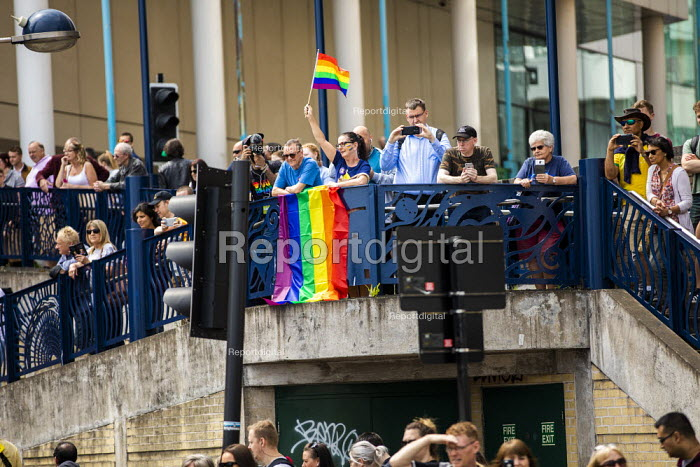 Birmingham Gay Pride. - Jess Hurd - 2019-05-25