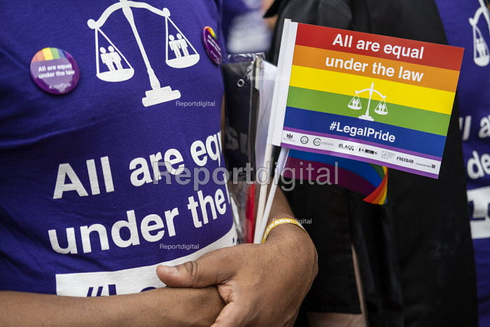 Legal Pride lawyer, Pride in London 2019 - Jess Hurd - 2019-07-06