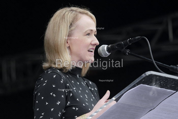 Rebecca Long-Bailey MP, 2019 Durham Miners Gala - Mark Pinder - 2019-07-13