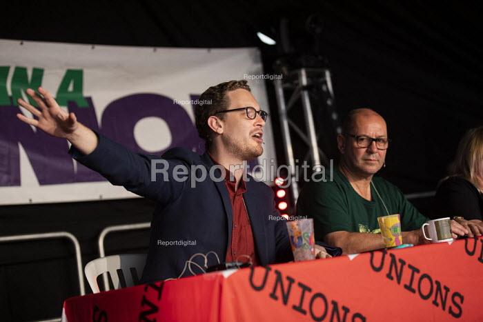 Darren Jones MP, Tolpuddle Martyrs Festival, Dorset. - Jess Hurd - 2019-07-21