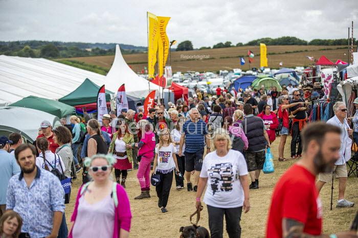 Tolpuddle Martyrs Festival, Dorset. - Jess Hurd - 2019-07-21