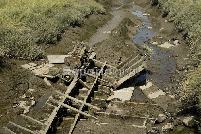 Benfleet boat graveyard, Essex - Jess Hurd - 2019-08-08