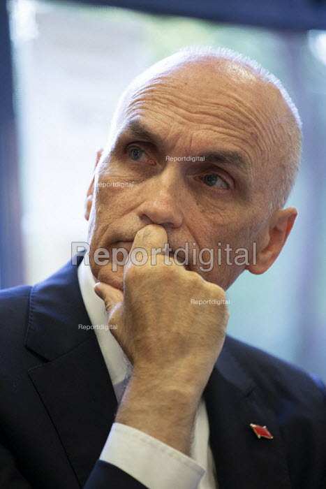 Chris Williamson MP, General Election now! meeting Nottingham - John Harris - 2019-08-15