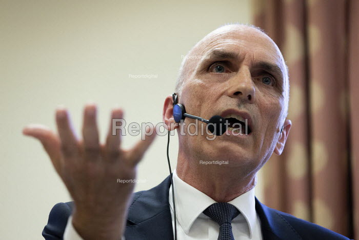 Chris Williamson MP speaking General Election now! meeting Nottingham - John Harris - 2019-08-15