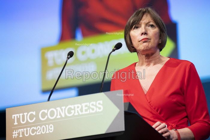 Frances O'Grady speaking TUC Congress, Brighton 2019 - Jess Hurd, jj1909TUC054.jpg