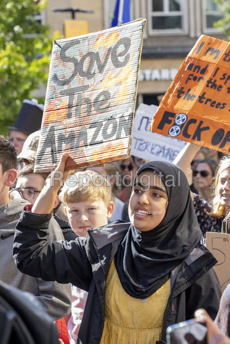 Global Climate Strike protest, Bristol - Paul Box - 2019-09-20