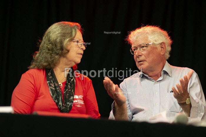 Deborah Burger RNU America, Dr John Lister, Taking the NHS off the table, TWT, Brighton - John Harris - 2019-09-22