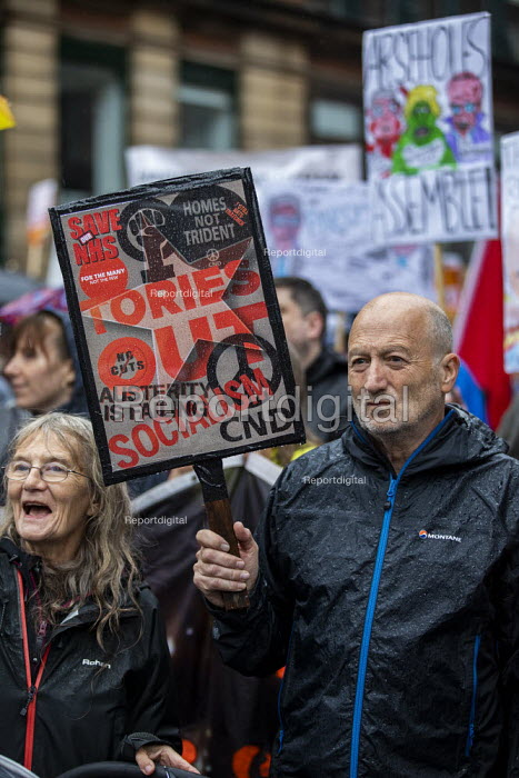 End Austerity Now, Protest the Tory Party Conference, Manchester, 2019 - Jess Hurd - 2019-09-29