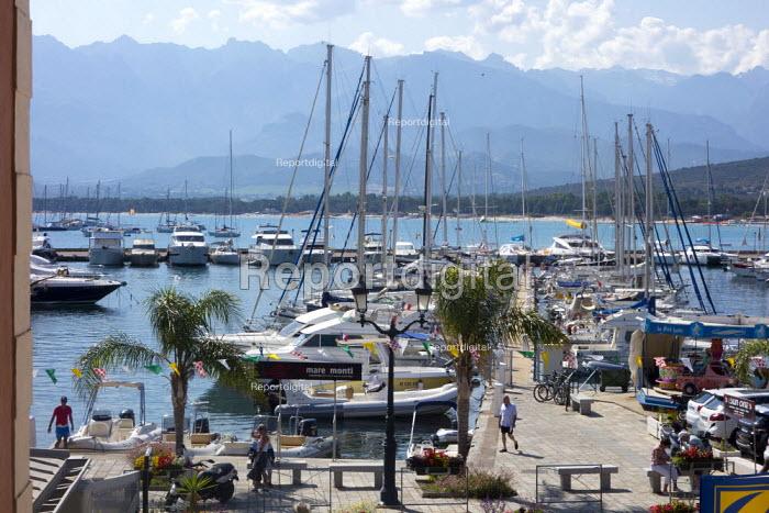 Marina, Corsica, France - Paul Box - 2013-07-01
