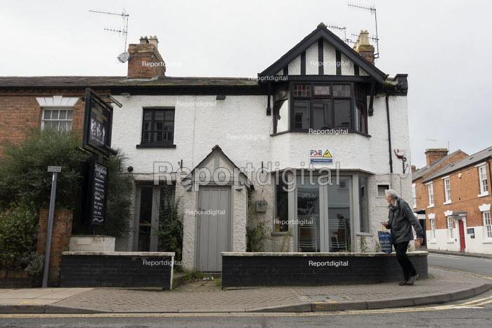 Closed Public House, The Odfellows Arms, Stratford upon Avon, Warwickshire - John Harris - 2020-01-09