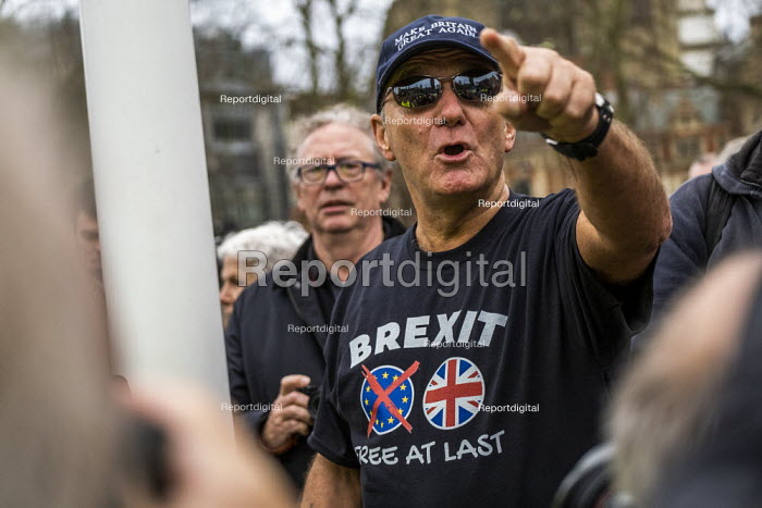 Brexit Day, Westminster, London. - Jess Hurd - 2020-01-31
