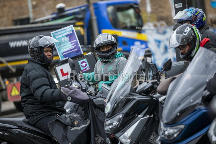 Deliveroo workers striking over pay, terms, conditions and s, Jess Hurd - jj2104004.jpg
