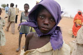 Child displaced by the violence, IDP camp of Gereida, Darfur region, Sudan, May 2006. - Boris Heger - 2000s,2006,agencies,agency,aid,assistance,camp,camps,charitable,charities,charity,child,CHILDHOOD,children,displaced,displacement,EQUALITY,excluded,exclusion,female,females,genocide,girl,girls,giving,