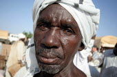 A man in the arab village of Malam, Darfur region, Sudan, May 2006. - Boris Heger - 30-05-2006