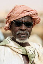 A nomad in Al Hosh, near Kutum, Darfur region, Sudan, May 2006. - Boris Heger - 11-05-2006