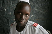 A nurse at Juba Teaching Hospital, South Sudan, May 2006. - Boris Heger - 23-05-2006