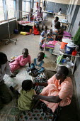 General view of the childrens ward with patients, Juba Teaching Hospital, South Sudan, May 2006. - Boris Heger - 25-05-2006