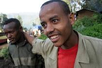 School teachers, Dessie, South Wollo region, Ethiopia, August 2005. - Boris Heger - 08-09-2006