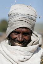 A traditional farmer, South Wollo region, Ethiopia, August 2005. - Boris Heger - 08-09-2006