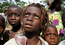 Children near Katsina, Nigeria 2006. - Boris Heger - 2000s,2006,adolescence,adolescent,adolescents,agencies,agency,aid,aid agency,boy,boys,charities,charity,child,CHILDHOOD,children,edu education,humanitarian,ICRC,international,International Red Cross,j