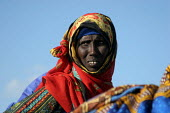 Old lady, Haafun, Somalia, January 2005. - Boris Heger - 19-01-2005