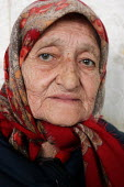 A lady who lost her husband during the war, Grozny, Chechnya, March 2005. - Boris Heger - 23-03-2005